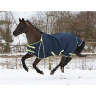 44251934 - • the ideal horse blanket for cold, wet autumn and winter days • filled with warm 300 g thermal fleece • ...